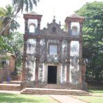St. Catherine Chapel, Chapel of St Catherine Old Goa