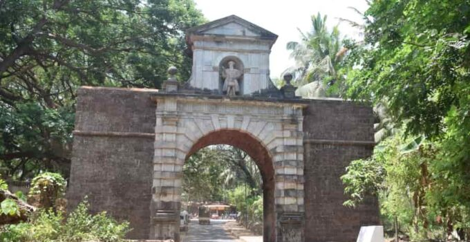 History of Viceroy's Arch Goa, Viceroy's Arch