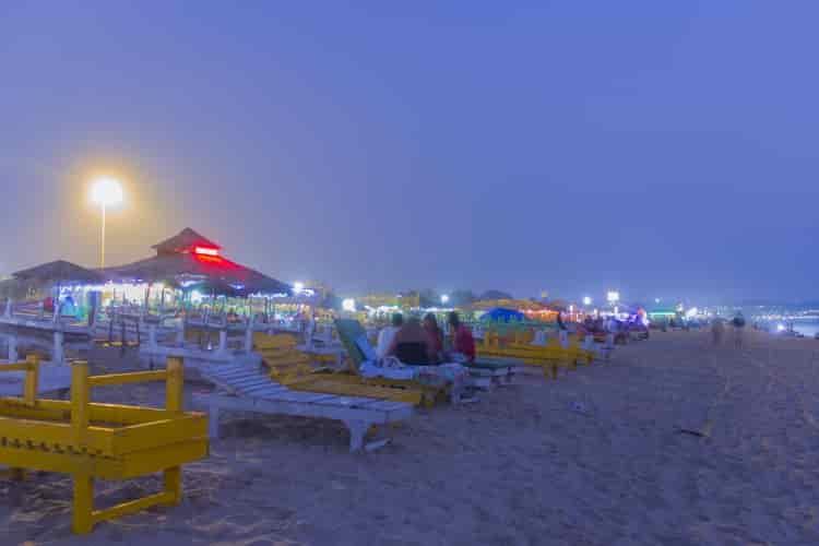 Candolim Beach, Candolim Beach in Goa