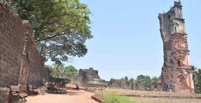 St. Augustin Tower, St Augustin Church Old Goa, St-Augustine-Church-Goa