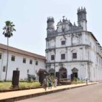 Church of St. Francis of Assisi Old Goa