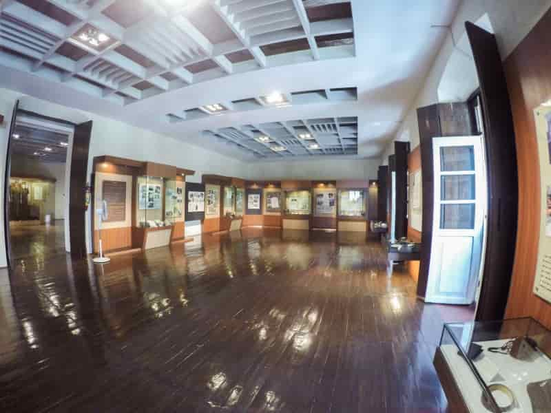 Custom Museum, Blue Building, ndian Customs & Central Excise Museum Goa