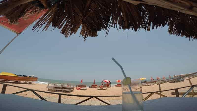 Summer Season best time to visit Goa